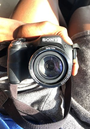 SONY CAMERA . Great condition for Sale in Westerville, OH