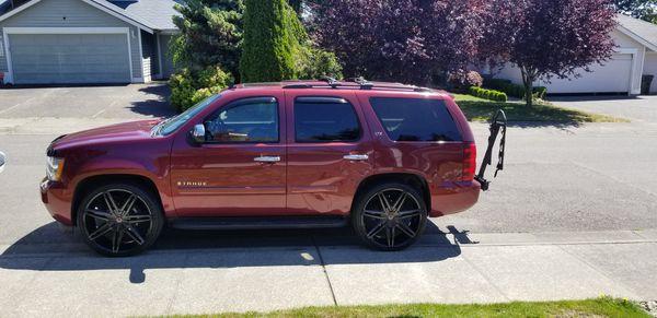 26 inch black lexani wheels rims and tires