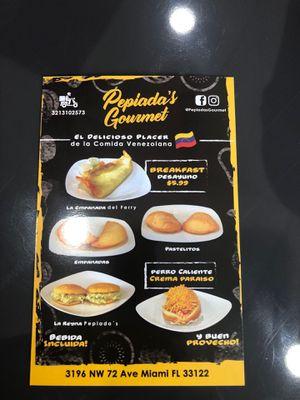 PEPIADA'S Gourmet for Sale in Miramar, FL