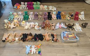 Beanie baby collection *must take all* for Sale in Puyallup, WA
