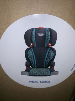 New in box Graco highback booster car seat turboboost for Sale in Brooklyn, OH