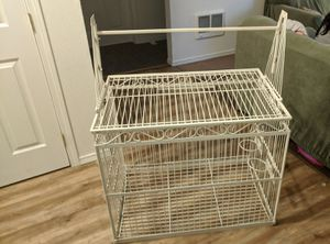 Lage bird cage for Sale in Tacoma, WA