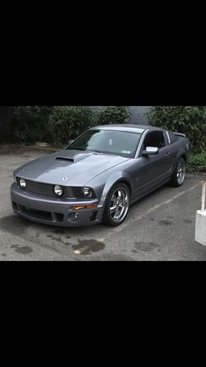 2008 mustang gt 7600 miles with breaks and wiring kit for Sale in Bentleyville, PA