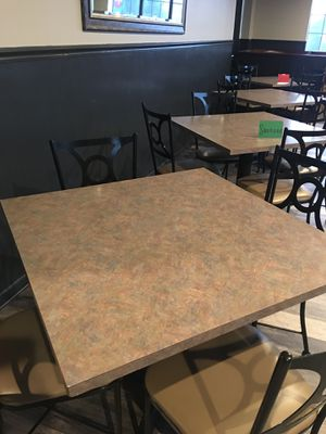 Restaurant tables for Sale in Inman, SC
