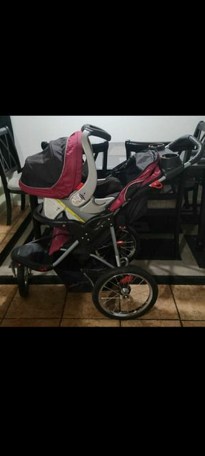 Baby Trend Stroller & Carseat Set for Sale in Lancaster, CA