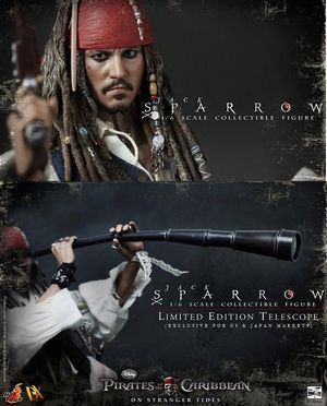 Hot Toys DX06 Jack Sparrow Exclusive for Sale in Taylor, MI
