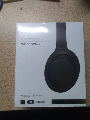 Brand new Sony WH-1000X M3 wireless headphones! for Sale in Columbus, OH