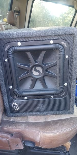 Subwoofer for Sale in Austin, TX