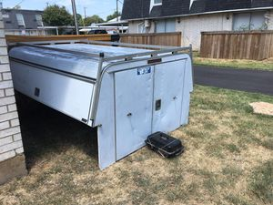 A.R.E utility camper shell for Sale in Irving, TX