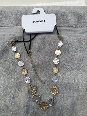 Sonoma Ladies Fashion Necklace for Sale in Shepherdstown, WV