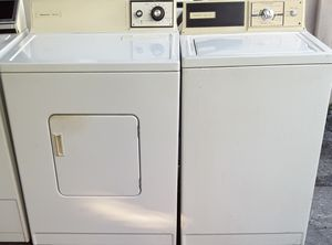 SUPER STRONG HEAVY DUTY WASHER DRYER SET for Sale in Palm Beach Gardens, FL
