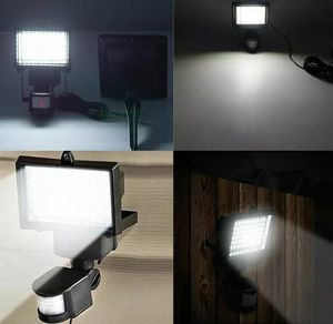 60 LEDs Outdoor Garden Solar Motion Sensor Security Flood Light Spot Lamp for Sale in ROWLAND HGHTS, CA