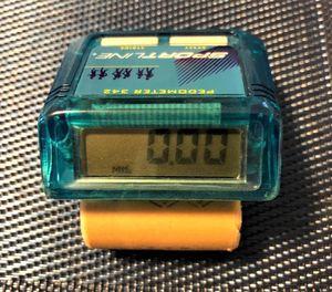 Sportline vintage digital pedometer for Sale in Hollywood, FL