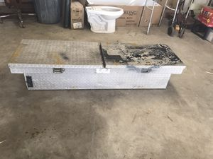 Toolbox for pickup truck for Sale in West Palm Beach, FL