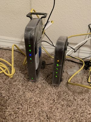 Netgear modem and router for Sale in Austin, TX