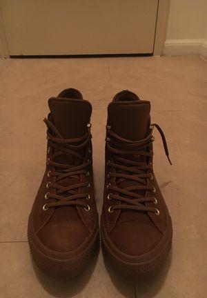 Women's Converse Boots size 11 for Sale in Detroit, MI