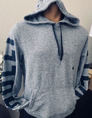 New men's hoodie size large with tags by Hollister $$$45 for Sale in Fontana, CA