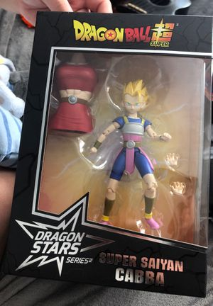 Super saiyan cabba dragon ball Z for Sale in Rancho Cordova, CA