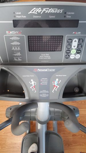Life Fitness Elliptic for Sale in Somerville, MA