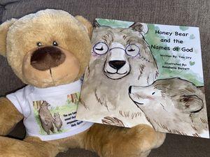 Children's book and bear for Sale in Auburn, WA