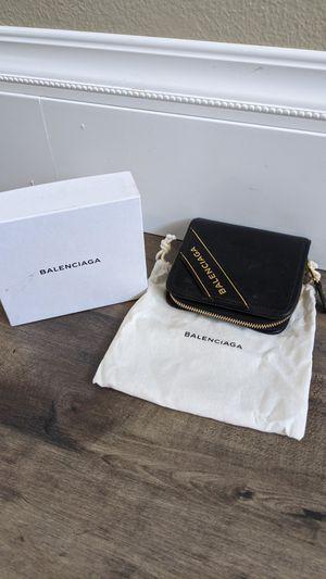Balenciaga unisex wallet. for Sale in Riverside, CA