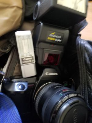Canon EOS 630 with canon lens for Sale in Cincinnati, OH