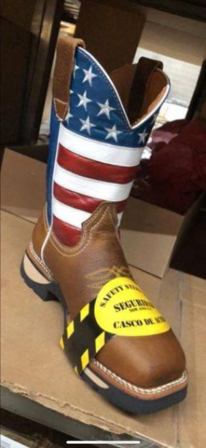 work boot bota de trabajo for Sale in Lilburn, GA