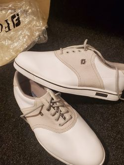 Footjoy Ladies Golf Shoes Size 8.5 Cape Cod Edition Brand New!!! for Sale in Cape Coral,  FL