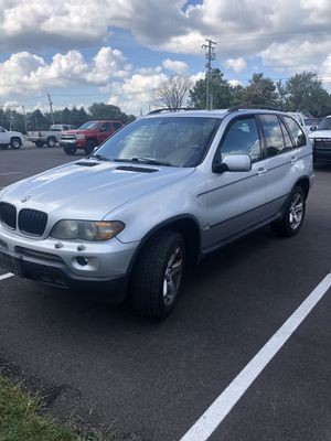 2004 BMW X5 Nav Loaded Excellent for Sale in Wadsworth, OH
