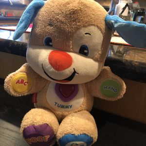 Fisher Price Laugh And Learn Bear for Sale in Queen Creek, AZ