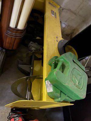 """John Deere 44"""" snow blower attachment for Sale in Baltimore, MD"""
