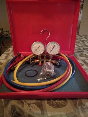Freon - 12 manifold set for Sale in Ocala, FL