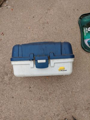 Tackle box and fishing reels for Sale in Denver, CO