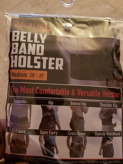 Belly Band Holster - Size Medium for Sale in Portland,  OR