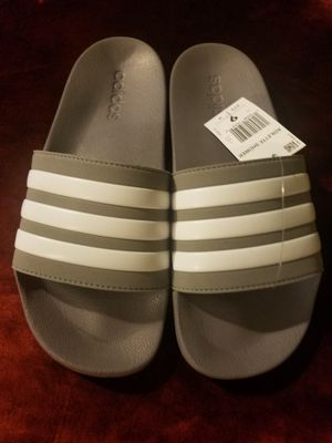 Adidas mens sandals for Sale in Revere, MA