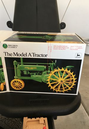 Brand new John Deere model a tractor collectible for Sale in Apache Junction, AZ