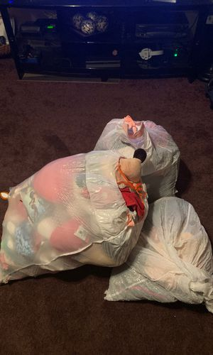 3 bags full of toys&clothes for Sale in Long Beach, CA
