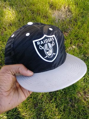 OAKLAND RAIDERS TIGER SNAPBACK HAT for Sale for sale  Rancho Cucamonga, CA