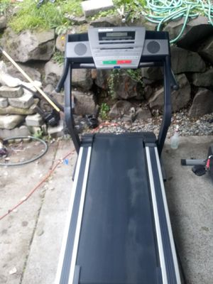 Treadmill NordicTrack e 3800 treadmill heart rate and pulse monitor for Sale in Federal Way, WA