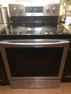 Samsung electric stove for Sale in Mesquite, TX