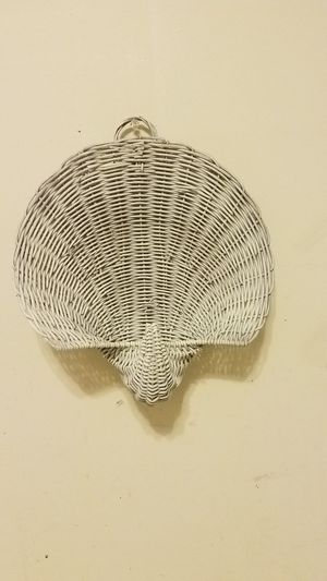 Shell basket for Sale in Raleigh, NC