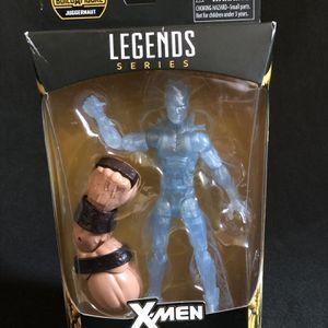Marvel Legends Iceman Juggernaut BAF for Sale in Alhambra, CA