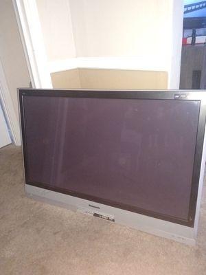 "Panasonic 60"" tv for Sale in La Verne, CA"