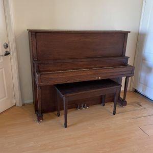 Henry Herbert by Mason & Risch Piano for Sale in Los Angeles, CA