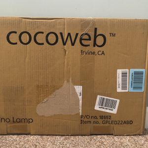 Cocoweb Piano Lamp Brand New for Sale in Plainfield, IL