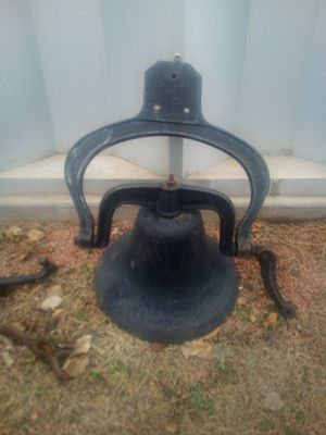 Antique large bell for Sale in Payson, AZ