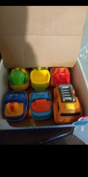 Little toy trucks $10 or best offer for Sale in Fresno, CA