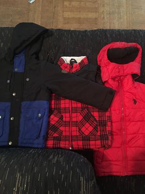 Boys Jackets for Sale in South San Francisco, CA