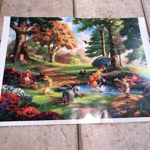 NEW!!! 500 Piece Puzzle WINNIE THE POOH AND FRIENDS for Sale in Torrance, CA