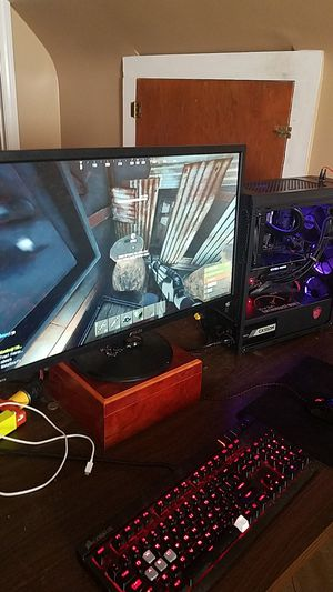 Gaming Computer (Big Sale) for Sale in Dearborn, MI